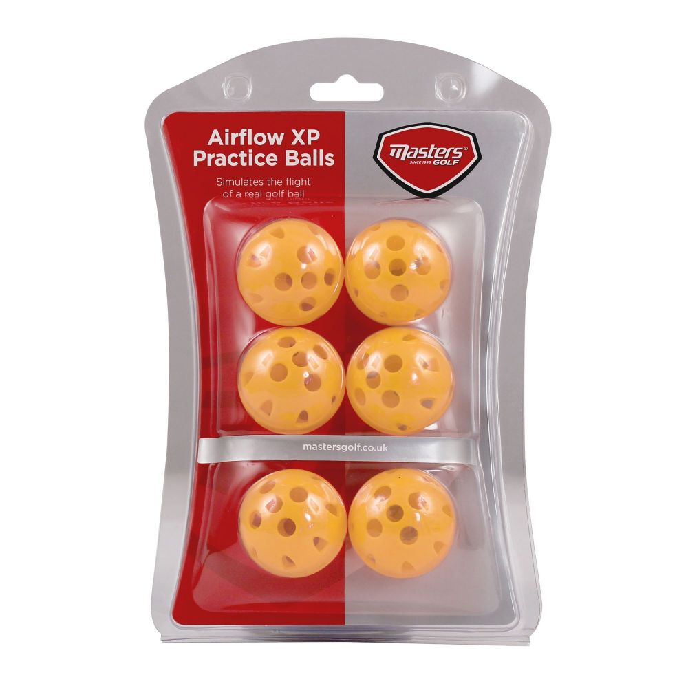 Masters AirFlow XP Practice Golf Balls
